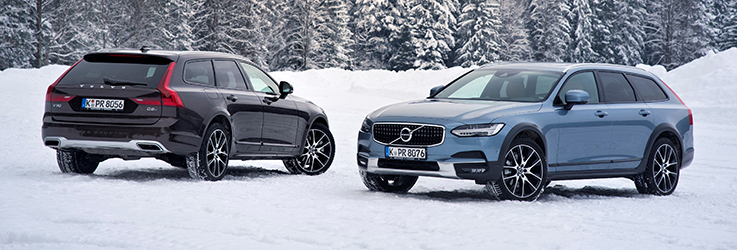 203563 Volvo V90 Cross Country